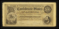 "Confederate Notes:1864 Issues, ""N.J. Mortensen Druggist"" Facsimile T64 $500 1864 Ad Note.. ..."