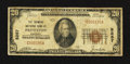 National Bank Notes:Kentucky, Princeton, KY - $20 1929 Ty. 1 The Farmers NB Ch. # 5257. ...