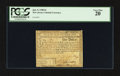 Colonial Notes:New Jersey, New Jersey June 9, 1780 $1 PCGS Very Fine 20.. ...