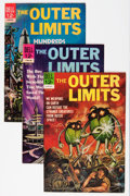 Silver Age (1956-1969):Science Fiction, Outer Limits File Copy Group (Dell, 1964-69) Condition: AverageVF/NM.... (Total: 14 )