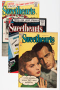 Silver Age (1956-1969):Romance, Sweethearts Group (Charlton, 1954-73).... (Total: 60 Comic Books)