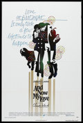 """Movie Posters:Romance, And Now My Love (AVCO Embassy Pictures, 1975). One Sheet (27"""" X 41""""). Romantic Drama. Starring Marthe Keller, Charles Denner..."""