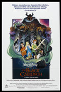 "Movie Posters:Animated, The Black Cauldron (Buena Vista, 1985). One Sheet (27"" X 41"")Advance. Animated. Starring the voices of Grant Bardsley, Susa..."