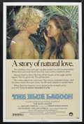 """Movie Posters:Adventure, The Blue Lagoon (Columbia, 1980). One Sheet (27"""" X 41""""). RomanticAdventure. Starring Brooke Shields, Christopher Atkins, Le..."""