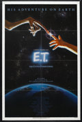 """Movie Posters:Science Fiction, E.T. The Extra-Terrestrial (Universal, 1982). One Sheet (27"""" X 41""""). Science Fiction. Starring Henry Thomas, Dee Wallace, Pe..."""