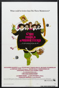 """Movie Posters:Adventure, The Four Musketeers (20th Century Fox, 1975). One Sheet (27"""" X 41"""") Style B. Adventure. Starring Oliver Reed, Raquel Welch, ..."""