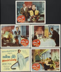 """Movie Posters:Drama, Harriet Craig (Columbia, 1950). Title Lobby Card (11"""" X 14"""") and Lobby Cards (4) (11"""" X 14""""). Drama. Starring Joan Crawford,... (Total: 5 Items)"""