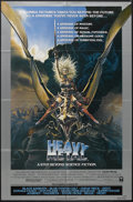 "Movie Posters:Animated, Heavy Metal (Columbia, 1981). One Sheet (27"" X 41"") Style A. Animated Fantasy. Starring the voices of John Candy, Harold Ram..."