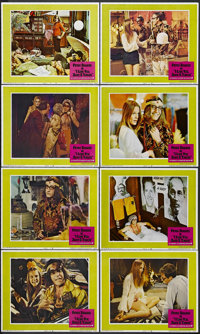 "I Love You, Alice B. Toklas (Warner Brothers, 1968). Lobby Card Set of 8 (11"" X 14""). Comedy. Starring Peter S..."