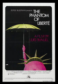 "The Phantom of Liberty (20th Century Fox, 1974). One Sheet (27"" X 41""). Comedy/Drama. Directed by Luis Bunuel..."