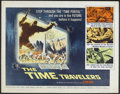 """Movie Posters:Science Fiction, The Time Travelers (American International, 1964). Half Sheet (22"""" X 28""""). Science Fiction. Starring Preston Foster, Philip ..."""