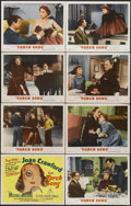 """Movie Posters:Romance, Torch Song (MGM, 1953). Lobby Card Set of 8 (11"""" X 14""""). Romance. Starring Joan Crawford, Michael Wilding, Gig Young, Marjor... (Total: 8 Items)"""