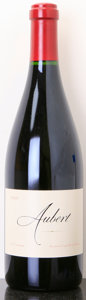 Domestic Pinot Noir, Aubert Vineyards Pinot Noir 2007 . UV Vineyard. Bottle (1).... (Total: 1 Btl. )