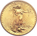 Saint-Gaudens Double Eagles, 1928 $20 MS67 PCGS....