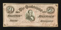 Confederate Notes:1864 Issues, CT66/501 Counterfeit $50 1864 PF-12 Cr. 501.. ...
