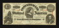 Confederate Notes:1862 Issues, CT49/349A Counterfeit $100 1862.. ...