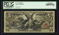 Large Size:Silver Certificates, Fr. 269 $5 1896 Silver Certificate PCGS Very Fine 20PPQ.. ...