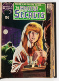 Bronze Age (1970-1979):Horror, House of Secrets #92/Swamp Thing #1-16 Bound Volume (DC,1971-75)....