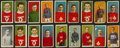 Hockey Cards:Lots, 1910's C59, C60 and C61 Lacrosse Collection (18) With Malone. ...