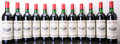 Red Bordeaux, Chateau Trimoulet 1986 . St. Emilion. 3bn, 1vhs, 3bsl,1ssos, ocb. Bottle (12). ... (Total: 12 Btls. )