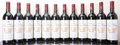 Red Bordeaux, Chateau Prieure Lichine 1978 . Margaux. 5bn, 8lbsl, 1wisl,3ssos, owc. Bottle (12). ... (Total: 12 Btls. )