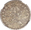 Early Half Dollars, 1795/1795 50C VF35 NGC. O-112, R.4....
