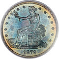 Proof Trade Dollars, 1879 T$1 PR65 PCGS....