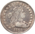 Early Dollars, 1796 $1 Large Date, Small Letters VF25 PCGS. B-5, BB-65, R.4....
