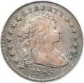Early Dollars, 1795 $1 Draped Bust, Centered VF30 PCGS. B-15, BB-52, R.2....