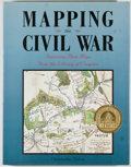Books:Americana & American History, Christopher Nelson. Mapping the Civil War: Featuring Rare MapsFrom the Library of Congress. Golden: Fulcrum, 1992. ...