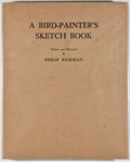 Books:Natural History Books & Prints, Philip Rickman. A Bird-Painter's Sketch Book. London: Eyre & Spottiswoode, 1931. First edition, first printing. Octa...