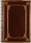 Books:Literature Pre-1900, Oliver Goldsmith. The Vicar of Wakefield. London: Macmillan,1890. Large paper edition. Octavo. 305 pages. Conte...