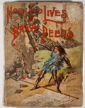 Books:Children's Books, Clara L. Mateaux. Noble Lives and Brave Deeds. New York:Cassell Publishing, [1890]. Quarto. 160 pages. Publishe...
