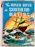 Books:Children's Books, Arthur M. Winfield. The Rover Boys in Southern Waters.Racine: Whitman, [1907]. Octavo. 247 pages. Publisher's b...