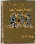 Books:Literature Pre-1900, Mark Twain. A Connecticut Yankee in King Arthur's Court. NewYork: Webster, 1891. Later impression. Octavo. 575 ...