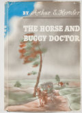 Books:Medicine, Arthur E. Hertzler. The Horse and Buggy Doctor. New York: Harper & Brothers, 1938. First edition, first printing. Oc...