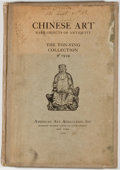Books:Art & Architecture, American Art Association. Chinese Art: Rare Objects of Antiquity. The Ton-Ying Collection of 1929. New York: America...