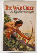 Books:Science Fiction & Fantasy, [Jerry Weist]. Edgar Rice Burroughs. The War Chief. London: Methuen, [1928]. First British edition, first printi...