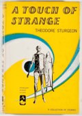 Books:Science Fiction & Fantasy, [Jerry Weist]. Theodore Sturgeon. A Touch of Strange. Garden City: Doubleday, 1958. First edition, first printing. O...