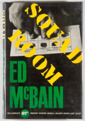 Books:Mystery & Detective Fiction, Ed McBain. Squad Room. New York: Simon and Schuster, 1961.First edition, first printing. Octavo. 320 pages. Pub...
