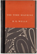 Books:Science Fiction & Fantasy, [Jerry Weist]. H. G. Wells. The Time Machine. New York: Random House, [1931]. Octavo. 86 pages. Publisher's binding ...