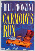 Books:Mystery & Detective Fiction, Bill Pronzini. SIGNED/LIMITED. Carmody's Run. ArlingtonHeights: Dark Harvest, 1993. First edition, limited to 250...