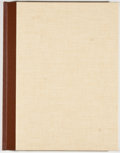 Books:Medicine, Violet M. Baird [editor]. SIGNED/LIMITED. Texas Medical Historyin the Library of the University of Texas Southwestern M...