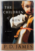 Books:Signed Editions, P. D. James. SIGNED. The Children of Men. New York: Alfred A. Knopf, 1993. First American edition. Signed by the a...