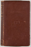 Books:Americana & American History, J. Ross Browne. Adventures in Apache Country. New York:Harper & Brothers, 1869. First edition. Octavo. 535 page...