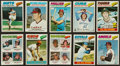 Baseball Cards:Sets, 1977 Topps Baseball High Grade Complete Set (660). ...