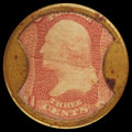 Encased Postage: , HB-169 EP-51 Reed-LT03 3¢ Lord & Taylor Extremely Fine.. ...