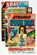 Silver Age (1956-1969):Science Fiction, Charlton Silver Age Mystery/Sci-Fi Group (Charlton, 1960s)Condition: Average FN-.... (Total: 24 Comic Books)