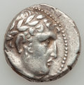 Ancients:Ancient Lots  , Ancients: PHOENICIA. Tyre. Ca. early 1st century AD. Lot of two AR shekels. ... (Total: 2 coins)