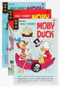 Bronze Age (1970-1979):Cartoon Character, Moby Duck File Copy Group (Gold Key/Whitman, 1967-78) Condition:Average VF+.... (Total: 21 Comic Books)